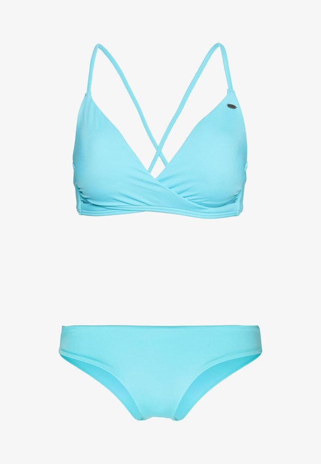 BAAY MAOI SET - Bikini - turquoise