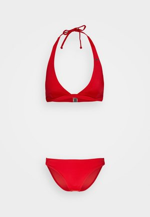 MARIA CRUZ SET - Bikini - redcoat