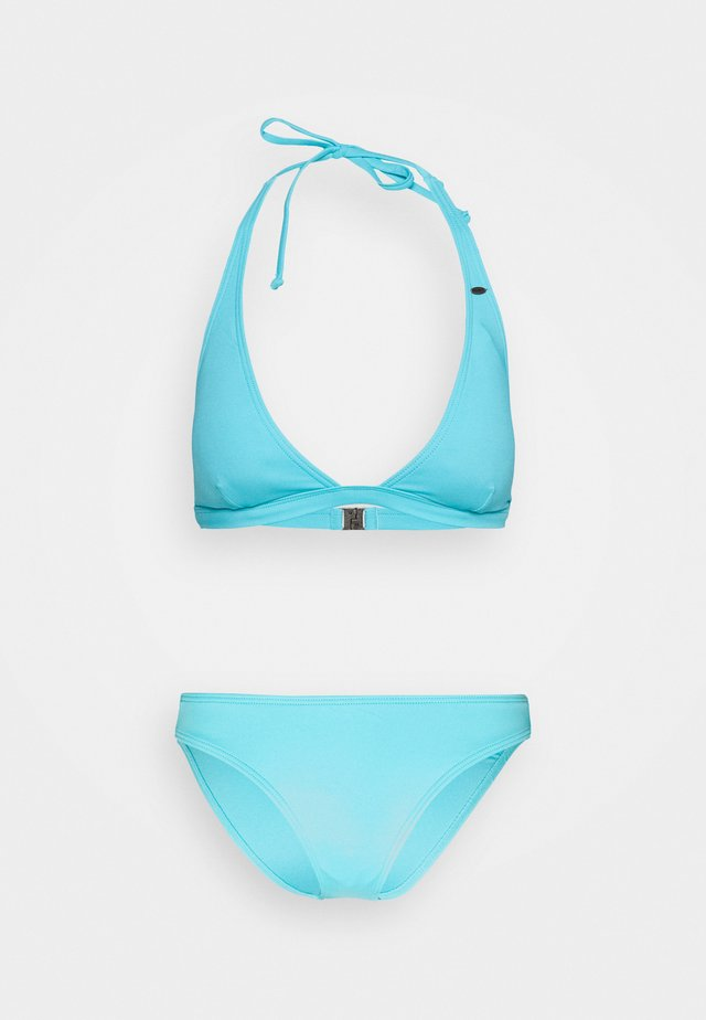 MARIA CRUZ SET - Bikinier - turquoise