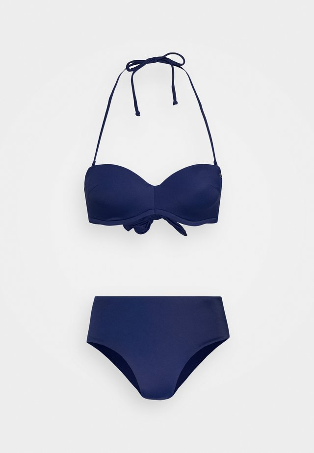 HAVAA MALTA SET - Bikini - blueberry