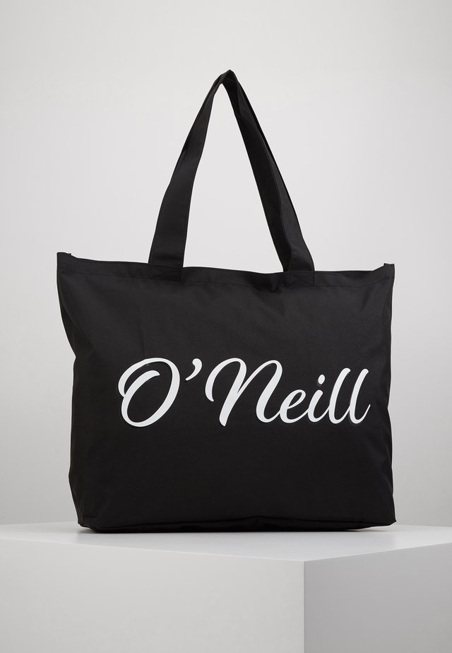 Tote bag - black out