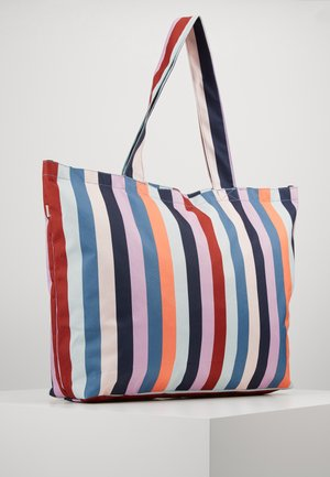 MIX - Tote bag - red/blue
