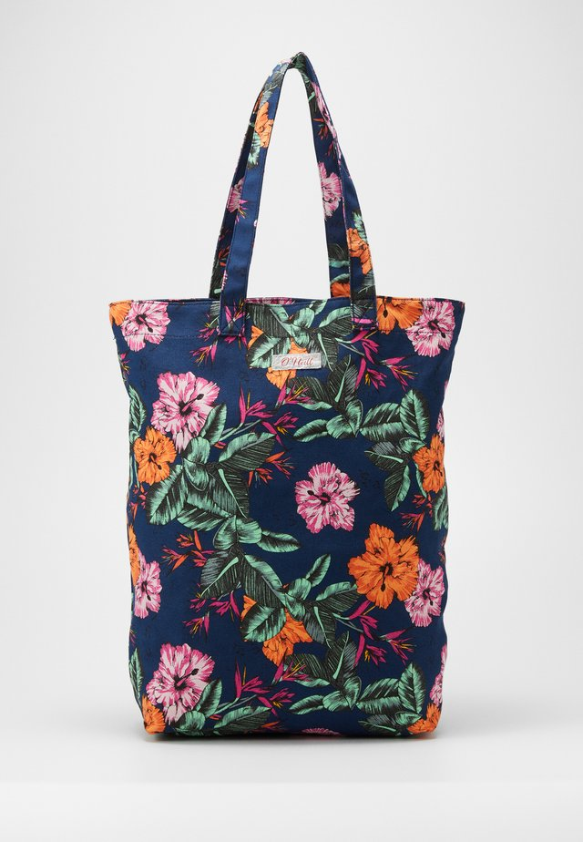 SUNRISE - Shopping Bag - blue/pink