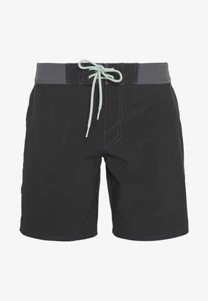 SOLID FREAK - Shorts da mare - black out