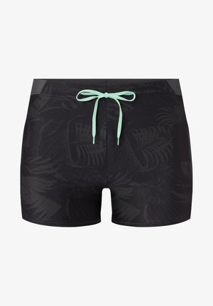 Short de bain - black and grey