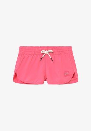 SOLID - Swimming shorts - pink lemonade