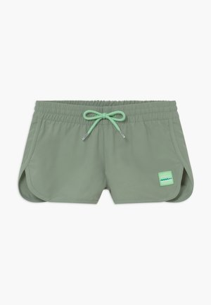 SOLID - Badeshorts - light green