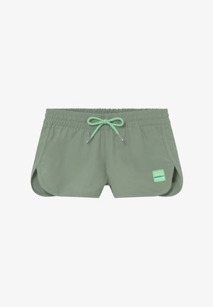 SOLID - Zwemshorts - light green