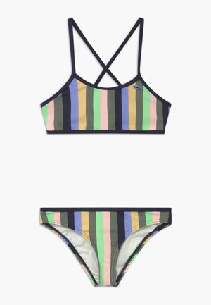 BEACH ACTIVE SET - Bikini - green