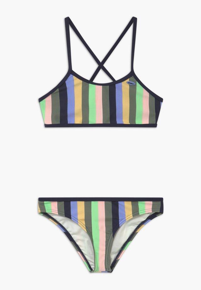 BEACH ACTIVE SET - Bikini - green