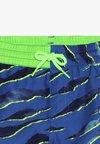 O'Neill - NEO JUNGLE - Surfshorts - blue/yellow