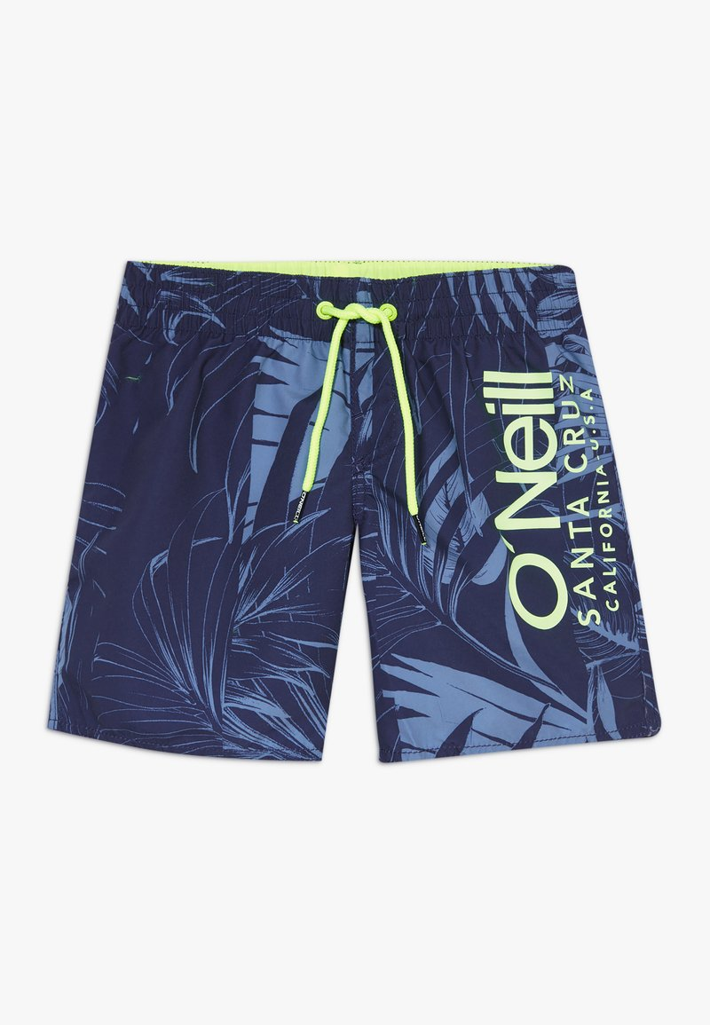 O'Neill - CALI FLORAL - Zwemshorts - blue