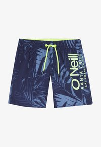 O'Neill - CALI FLORAL - Zwemshorts - blue - 3