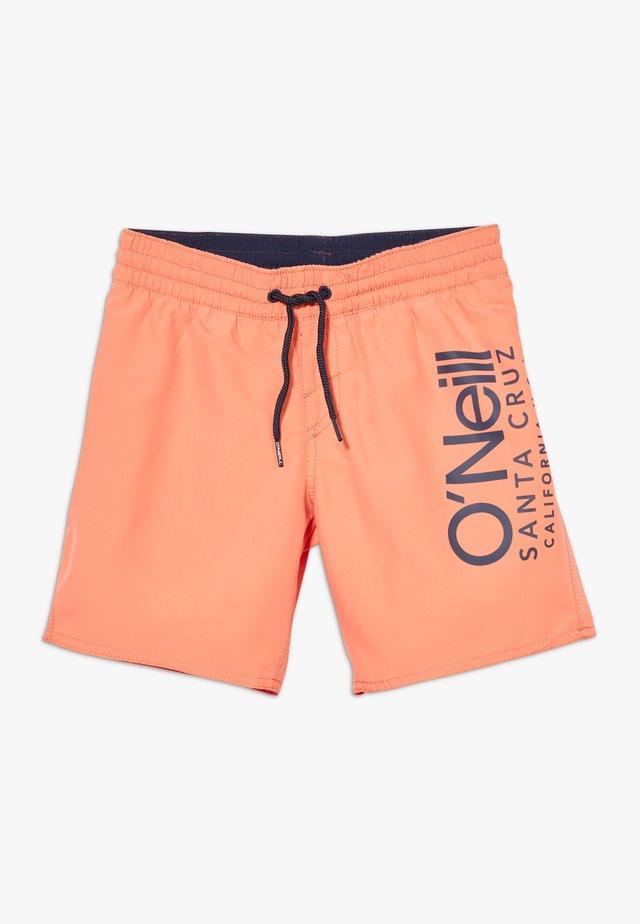 CALI  - Shorts da mare - mandarine