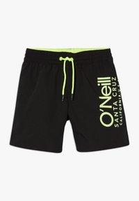 O'Neill - CALI  - Uimashortsit - black out - 0