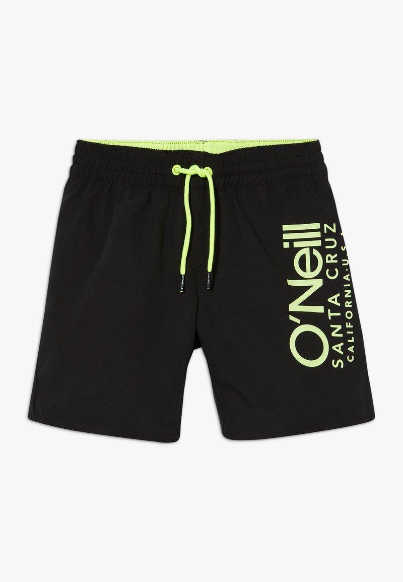 O'Neill - CALI  - Uimashortsit - black out