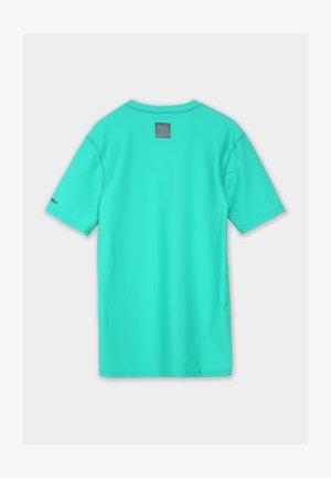 BASE SKINS - T-shirt de surf - salina green