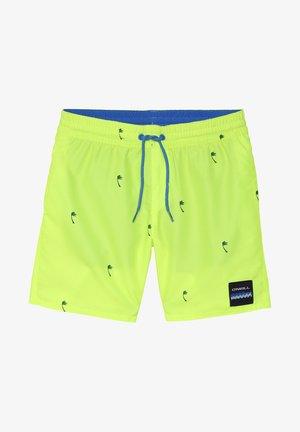 Zwemshorts - yellow