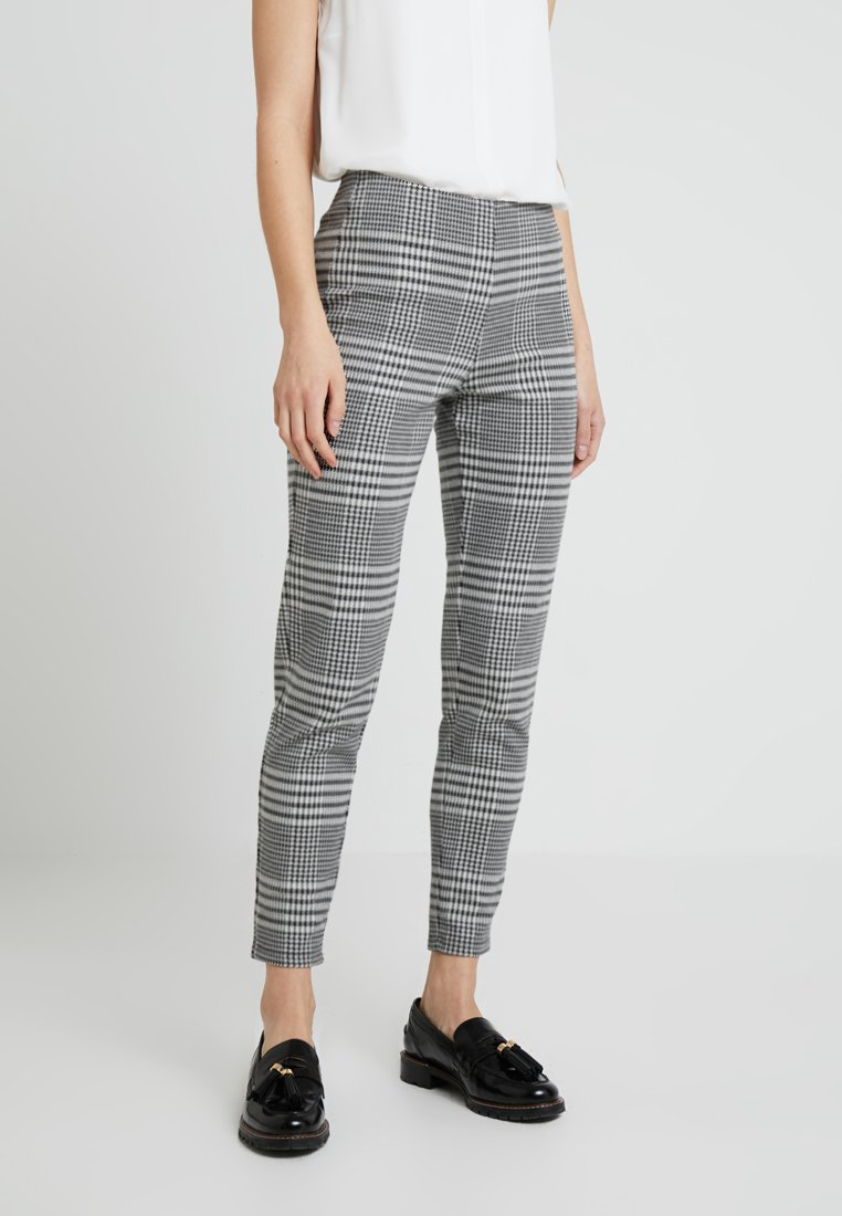 one more story - TROUSER - Stoffhose - offwhite