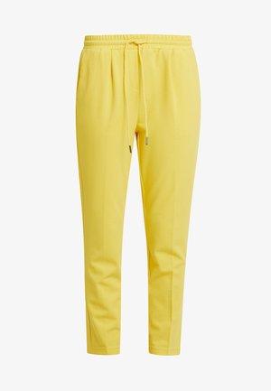 TROUSER - Kalhoty - sunshine yellow