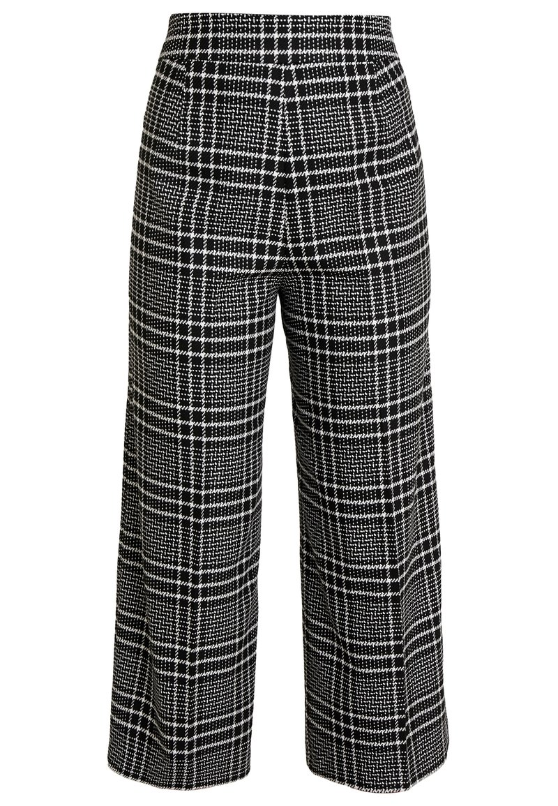 one more story - TROUSER - Trousers - black