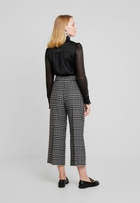 one more story - TROUSER - Trousers - black - 4