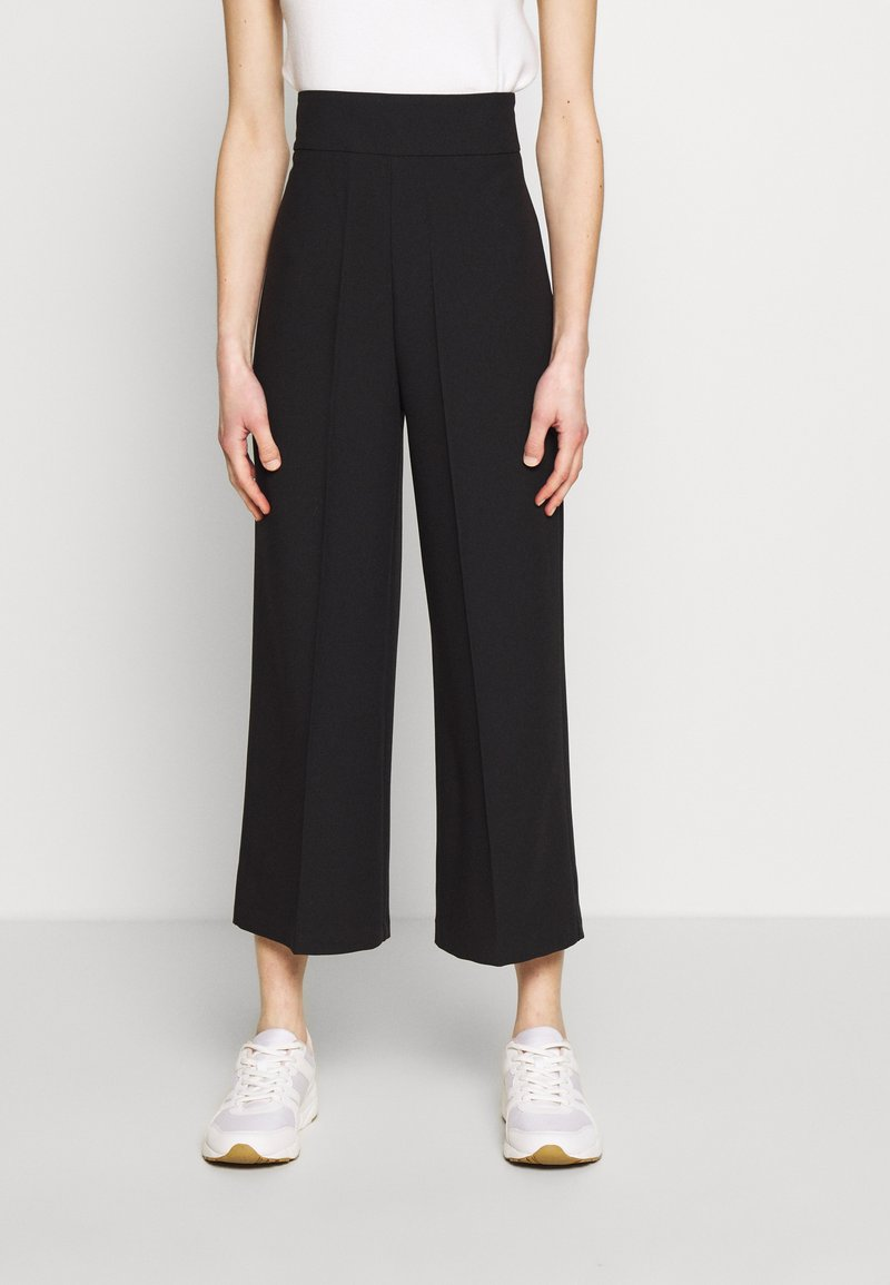 one more story - Pantalones - black