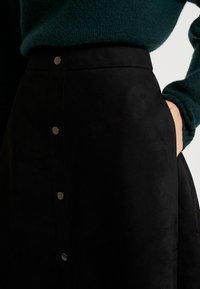 one more story - SKIRT - A-line skirt - black - 4