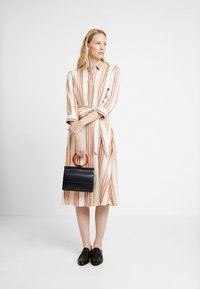 one more story - DRESS - Shirt dress - offwhite/multi color - 1
