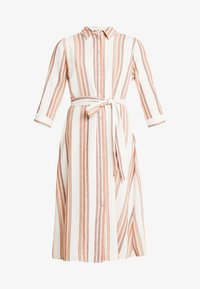 one more story - DRESS - Shirt dress - offwhite/multi color - 5