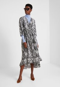 one more story - DRESS - Maxi dress - offwhite/multi color - 2