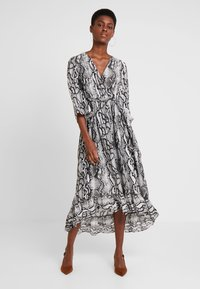 one more story - DRESS - Maxi dress - offwhite/multi color - 0