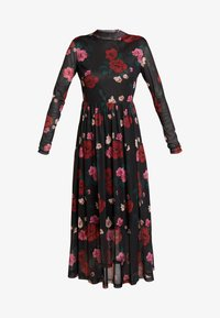 one more story - DRESS - Day dress - black multi color - 5