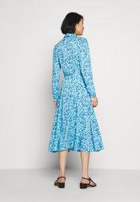one more story - DRESS - Skjortekjole - alaskan blue - 2