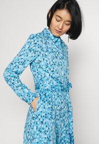 one more story - DRESS - Skjortekjole - alaskan blue - 3