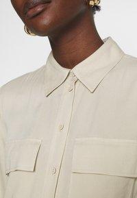 one more story - Shirt dress - cashew - 6
