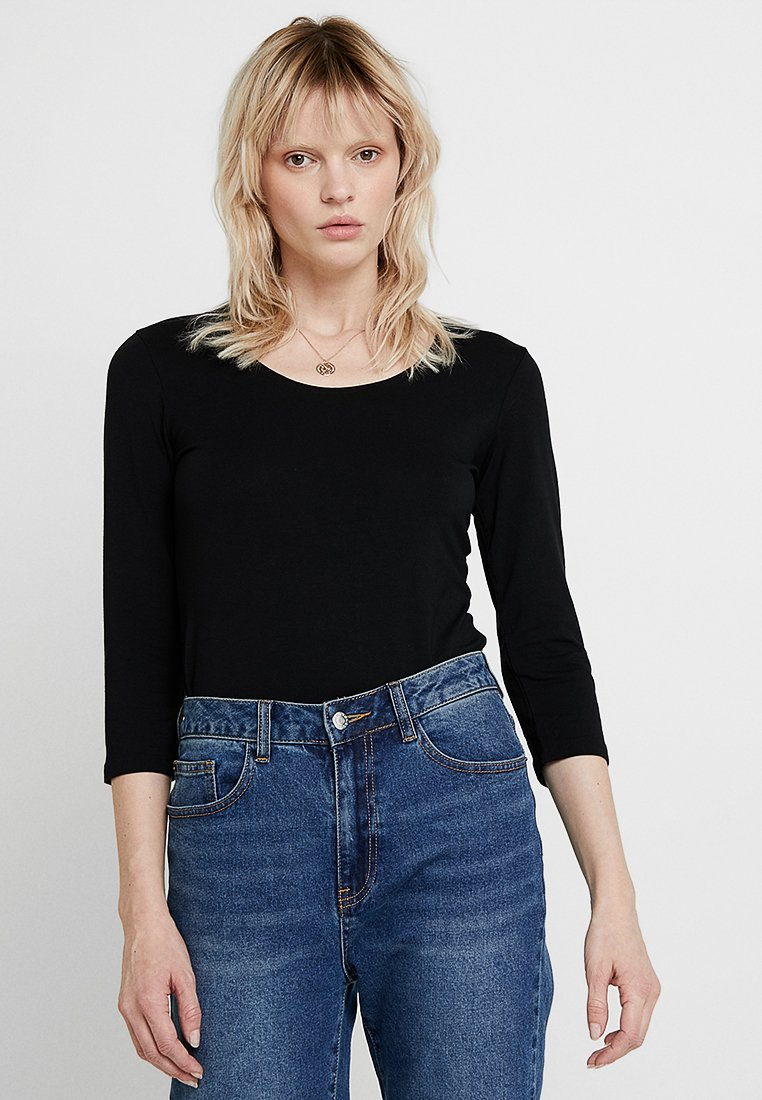 one more story - T-shirt à manches longues - black
