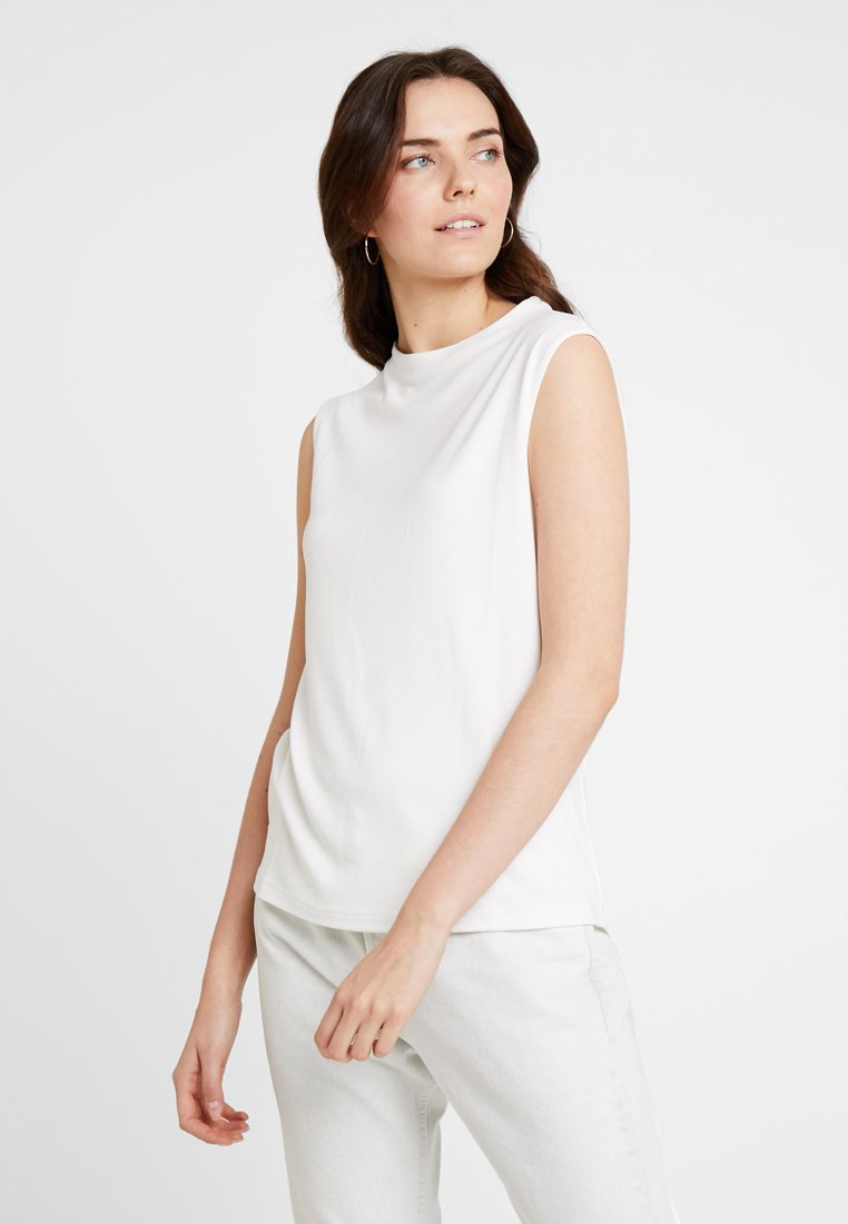 one more story - T-shirt med print - offwhite