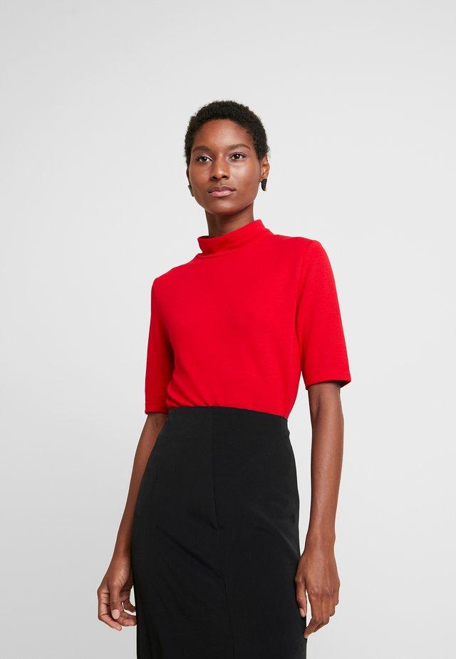 T-Shirt print - salsa red