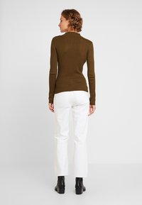 one more story - Jumper - military olive - 2