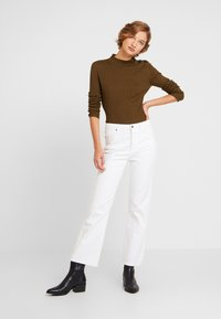 one more story - Jumper - military olive - 1