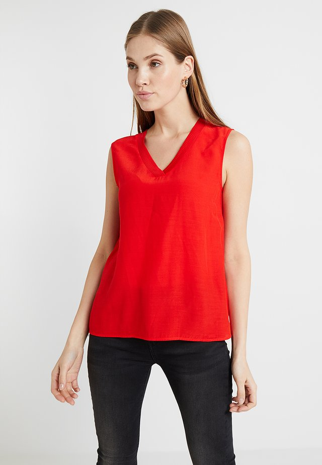 BLOUSE - Bluser - red