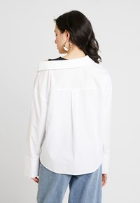 one more story - Button-down blouse - white - 2
