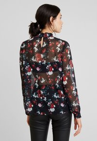 one more story - Blouse - black multi color - 2