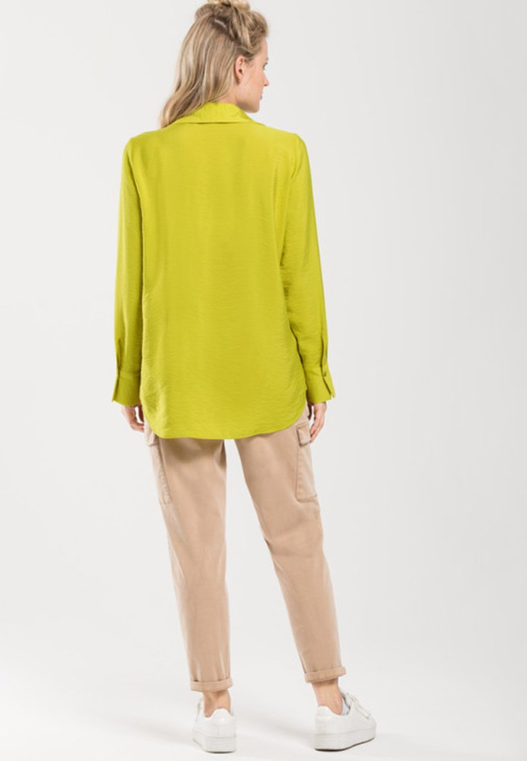 one more story - Blouse - yellow