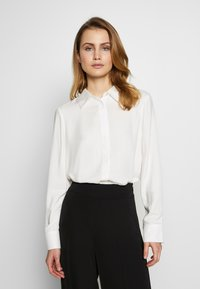 one more story - BLOUSE - Button-down blouse - off-white - 0