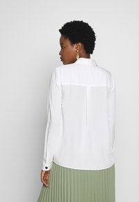 one more story - BLOUSE - Button-down blouse - offwhite - 2