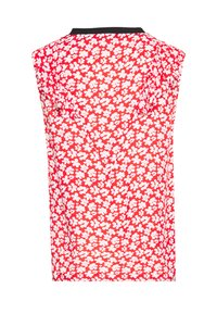 one more story - Blouse - mandarin red/multicolour - 1