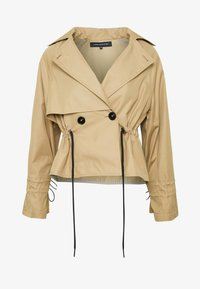 one more story - JACKET - Summer jacket - beige - 4