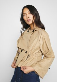 one more story - JACKET - Summer jacket - beige - 3